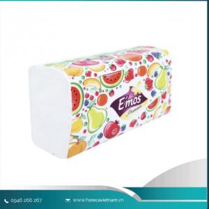 Khăn giấy lụa 2 lớp Elene gói 260 tờ 2 lớp